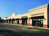 Highly Visible Retail Strip Center