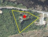 6 Acres Comm Zoned with Home