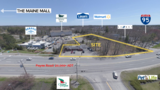 Maine Mall Area 2+ Acre Outparcel