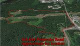 Pembroke, NH  - 129 Acres at 4-way Intersection on Route 3 for Sale.