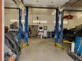 Commercial Property used for mechanic shop (3 bays) and dwelling