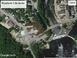 Rumford 1.34 Acre Lot Commercial Opportunity Zone